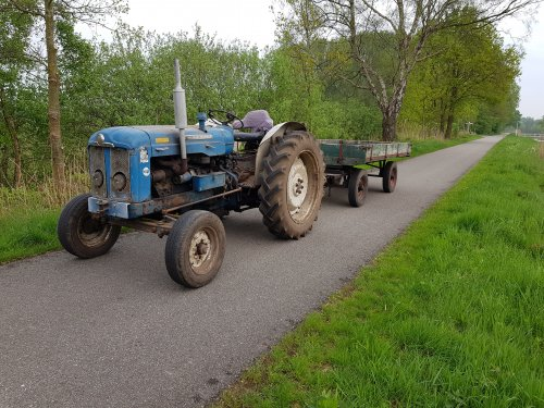 Fordson Super Major van marnick thomassen