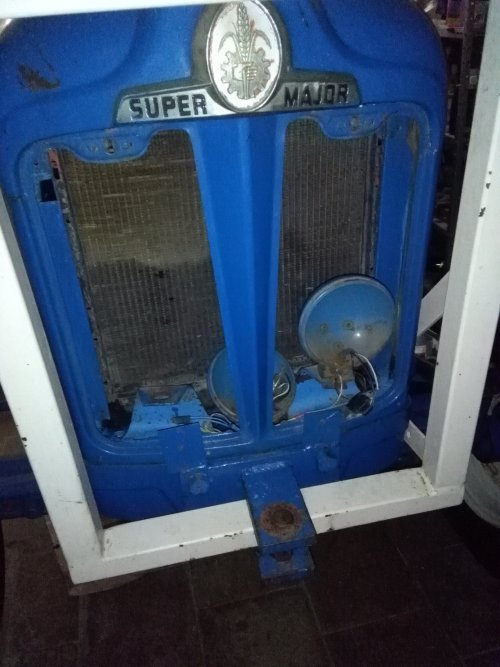 Fordson Super Major van Majorpower