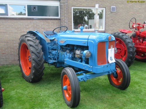 Fordson Power Major van oldtimergek