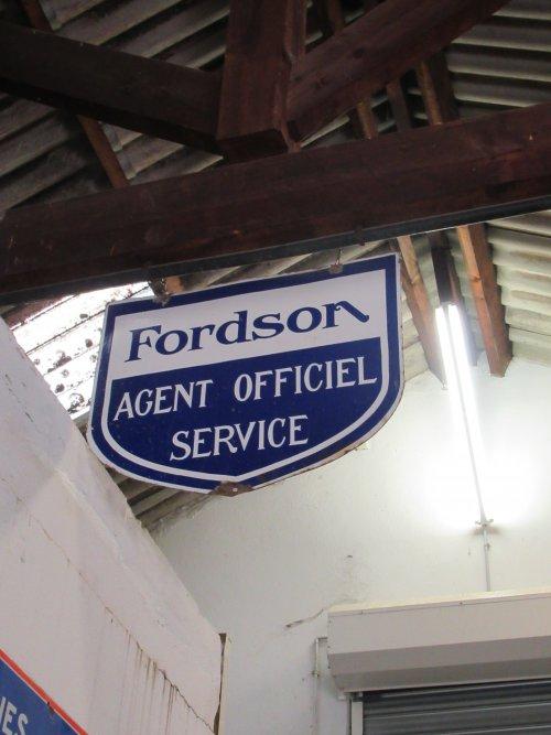 Fordson Onbekend