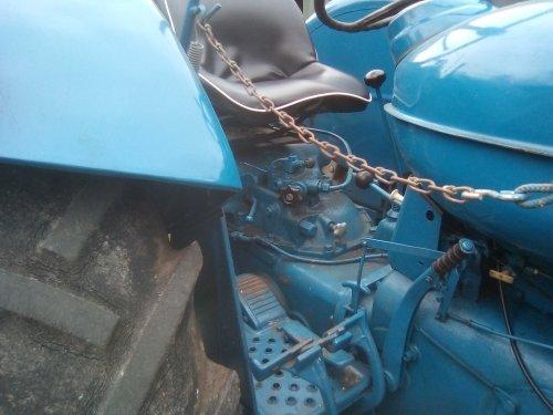 Foto van een Fordson Super Major. Geplaatst door Ebroman op 29-02-2020 om 15:32:06, op TractorFan.nl - de nummer 1 tractor foto website.