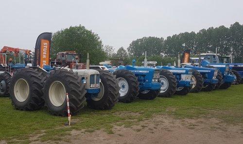 Foto van een County Meerdere. Geplaatst door collin ihfan op 08-03-2020 om 20:24:56, op TractorFan.nl - de nummer 1 tractor foto website.