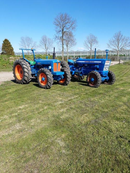 Foto van een Fordson Major. Geplaatst door jaap-van-de-velde op 23-03-2020 om 13:27:21, op TractorFan.nl - de nummer 1 tractor foto website.