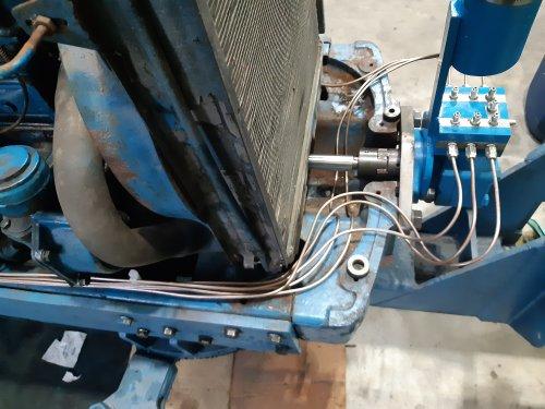 Foto van een Fordson Doe Triple D leidingwerk voor bedieningen voorkant.. Geplaatst door RPCounty op 31-12-2020 om 12:49:59, met 14 reacties.