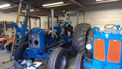 Fordson Super Major, foto van ford-major
