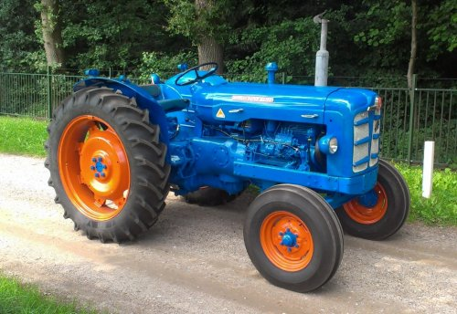 Fordson Super Major van Gerrit GBo
