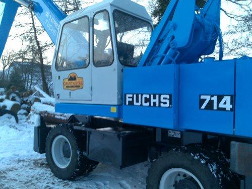 Fuchs 714 Tapeta