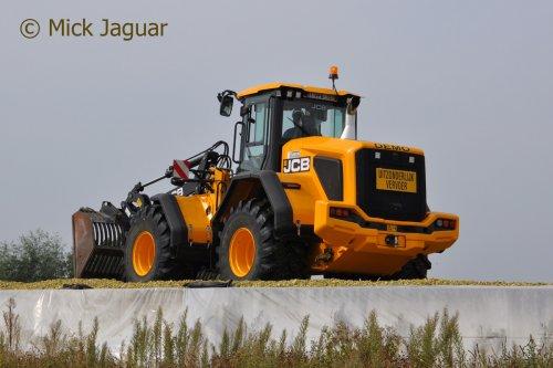 JCB 435 van Mick Jaguar