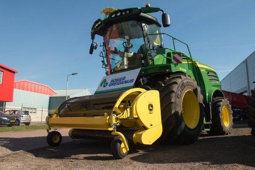 Agrarische dagen bij Rosier Greidanus.  Meer foto's op: http://www.trekkerfotografie.nl. Geplaatst door jd6100 op 26-03-2017 om 15:10:16, op TractorFan.nl - de nummer 1 tractor foto website.