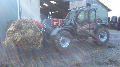 Case IH Farmlift 742 (Verreiker), foto van Valtrapowerr