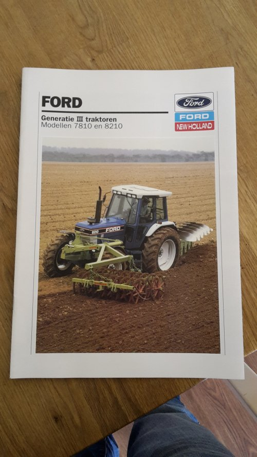 Ford Folder van selectford