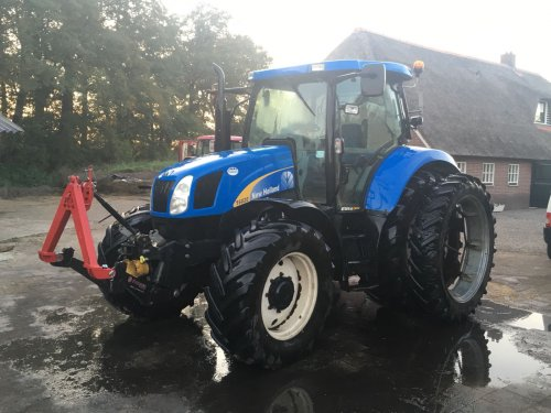 New Holland T 6020 Elite van martijnimmink