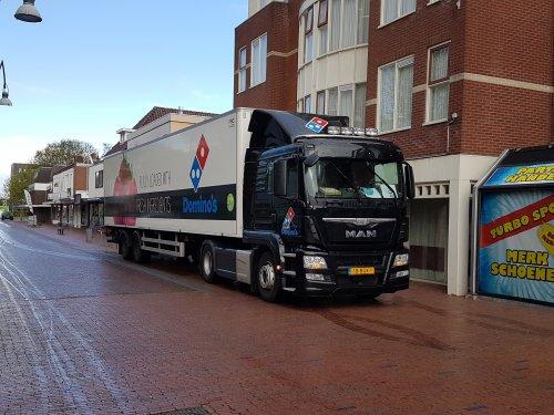 MAN TGS 2nd gen (vrachtwagen) van NSTF Truck Fotografie