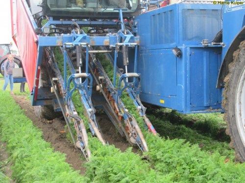 Asa Lift Wortelrooier (oogstmachines) van oldtimergek