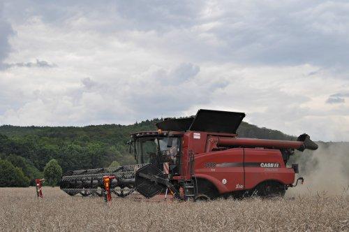 Tijdens vakantie in Duitsland gespot.. Geplaatst door SiegerJD op 11-08-2016 om 19:21:48, op TractorFan.nl - de nummer 1 tractor foto website.