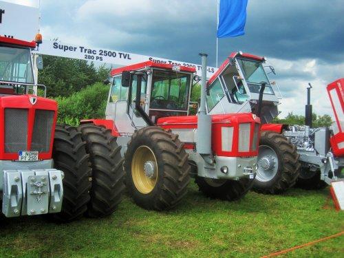 Schlüter Super Trac 2500VL van jordi 1455