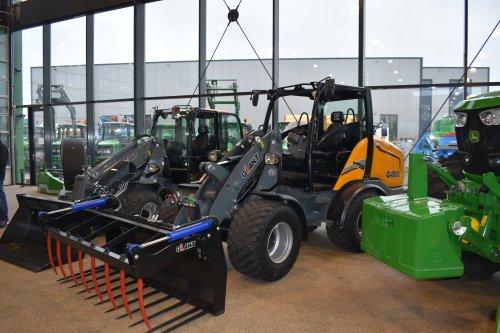 Foto van een Giant V4501T G4500. Geplaatst door jordi 1455 op 18-12-2018 om 23:04:38, op TractorFan.nl - de nummer 1 tractor foto website.