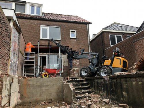 Foto van een Giant D337t - Stalenbalkje dr in geprutst.. Geplaatst door Beunert740 op 19-03-2020 om 10:14:57, op TractorFan.nl - de nummer 1 tractor foto website.