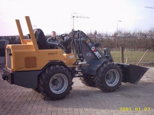 Giant 451T van Interpowerzzz