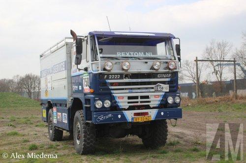 GINAF F2222 van Alex Miedema