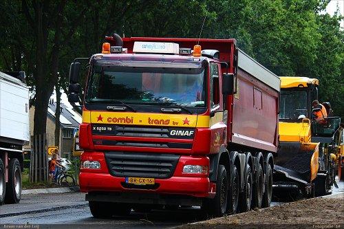 GINAF X5250-TS van Bram van der Leij