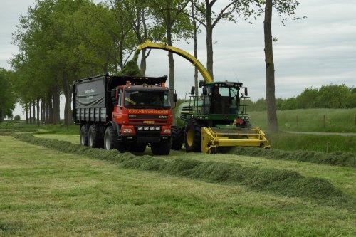 GINAF Maistruck van pekkerietfan