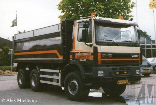 Ginaf M3335-S van Alex Miedema