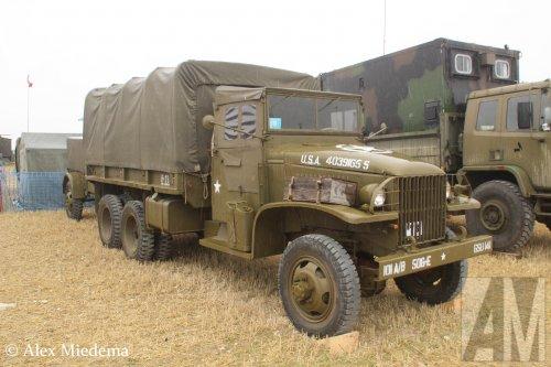 GMC CCKW-353 (Jimmy) van Alex Miedema