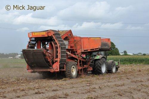 Goossens Rooimachine van Mick Jaguar