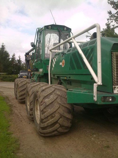 Gremo 1050 Harvester van Anne1997