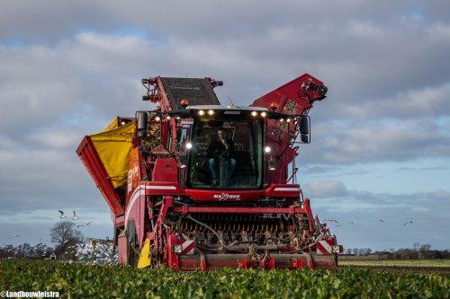 Grimme Maxtron, foto van LandbouwLeistra