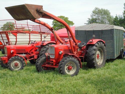 Foto van een Guldner G 50. Geplaatst door holderb51 op 10-06-2017 om 13:55:14, op TractorFan.nl - de nummer 1 tractor foto website.