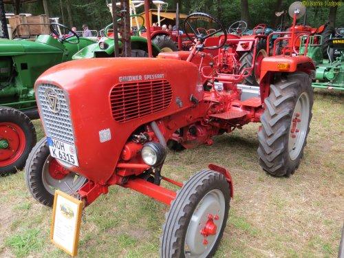 Foto van een Guldner Spessart  , oldtimerdag Itterbeck 17-06-2018. Geplaatst door oldtimergek op 04-07-2018 om 15:53:18, op TractorFan.nl - de nummer 1 tractor foto website.
