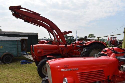 Foto van een Guldner G75. Geplaatst door jordi 1455 op 07-06-2019 om 20:25:33, op TractorFan.nl - de nummer 1 tractor foto website.