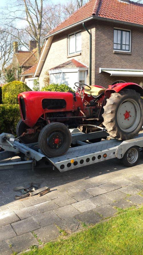 Foto van een Guldner A3K. Geplaatst door ruinerdexta op 30-04-2016 om 15:08:02, op TractorFan.nl - de nummer 1 tractor foto website.