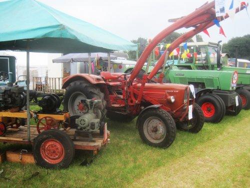 Foto van een Guldner G 50. Geplaatst door jordi 1455 op 25-09-2016 om 23:18:53, op TractorFan.nl - de nummer 1 tractor foto website.