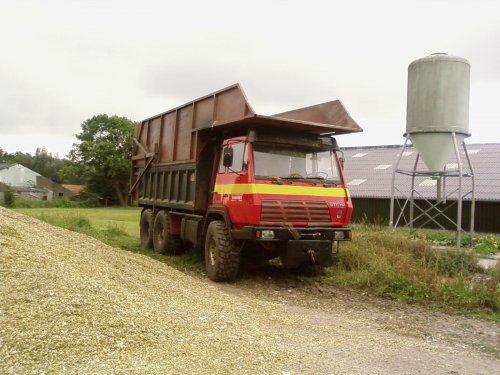 Steyr Mais Vrachtwagen Fondo de escritorio