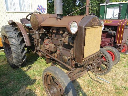 Hanomag AR38 van oldtimergek
