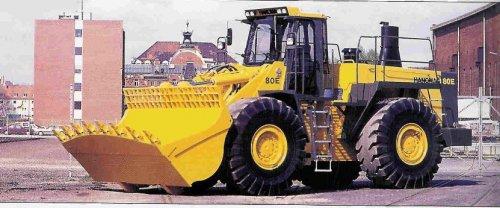 Hanomag 80E van hanomagfarm