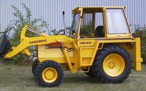Hanomag HD 60 van hanomagfarm