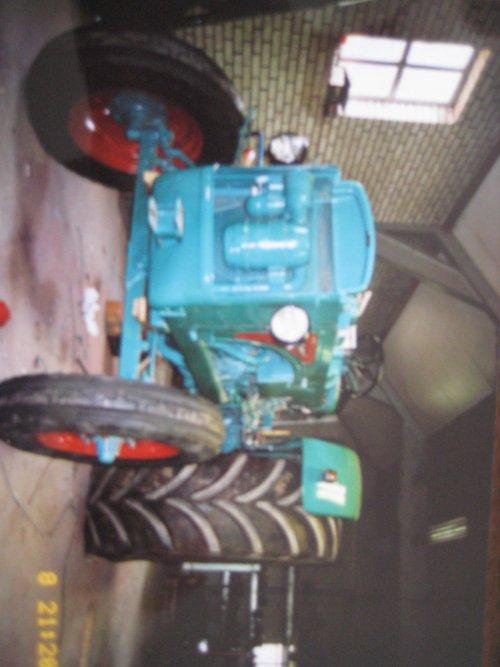 Hanomag R442 Brillant van 1255