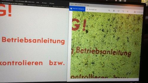 Het lettertype komt echt goed overeen!. Geplaatst door hooidonk op 20-06-2019 om 22:00:41, met 2 reacties.
