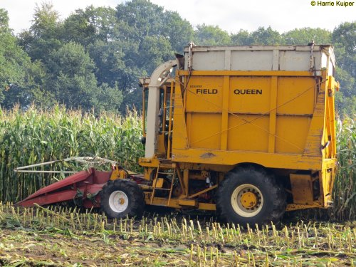 Hesston Field Queen 7655 van oldtimergek