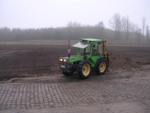 Foto van een Holder Cultitrac A 60, bezig met poseren. Geplaatst door sissens op 05-03-2009 om 21:58:25, op TractorFan.nl - de nummer 1 tractor foto website.