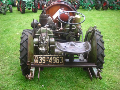 Holder Auto Record van AG35