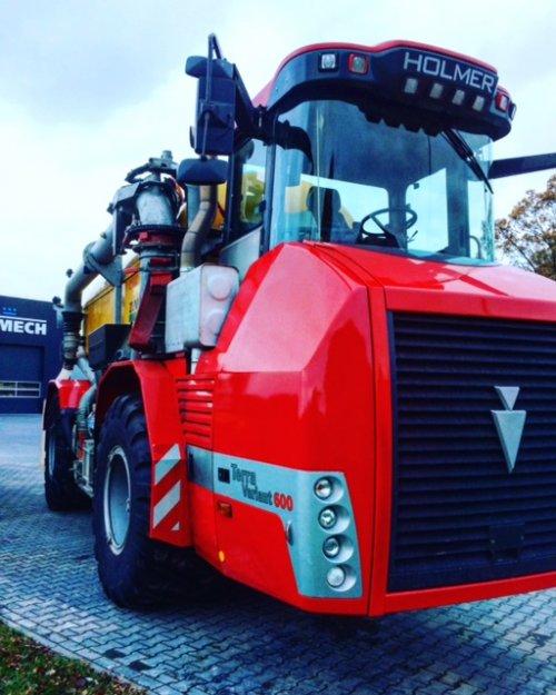 Holmer Terra Variant 600 van fordsonpower38