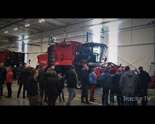 Holmer OptiTraxx van Tractor TV