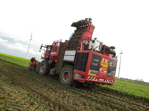 Foto van een Holmer Terra Dos T4-30. Geplaatst door New holland T7.270 op 27-10-2019 om 21:27:20, op TractorFan.nl - de nummer 1 tractor foto website.