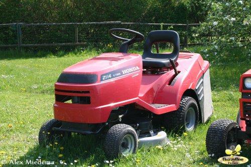 Honda 2114 V-twin