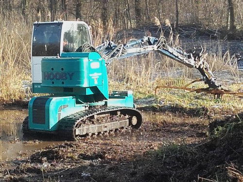 Hooby LC 90 Megatronic VII van fendt-farmer